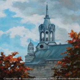 Clocher église Saint-Sauveur