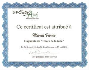 St-Sauv'art 2016